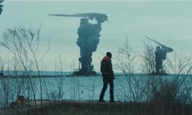 """My Review of """"Captive State"""""""