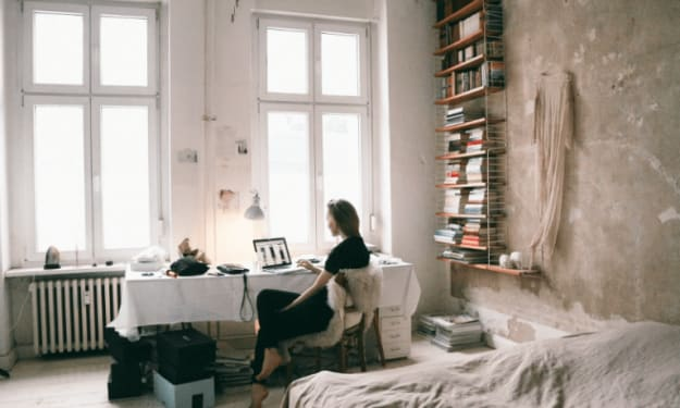 Working & Living Alone