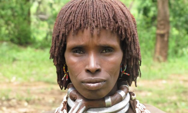 The African Hair Story