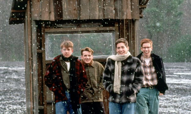 """My Review of """"October Sky"""""""