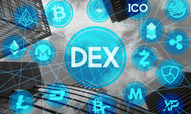 HOW TO BUILD A DECENTRALIZED CRYPTOCURRENCY EXCHANGE