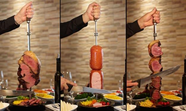 Cuisine Spotlight - Churrascaria