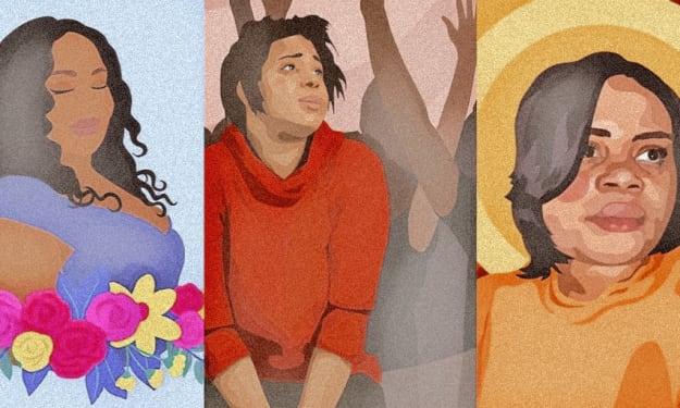 Daughters, Mothers, Aunts, Sisters, Heroes