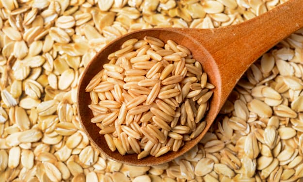 The Sweetness of Whole Grain