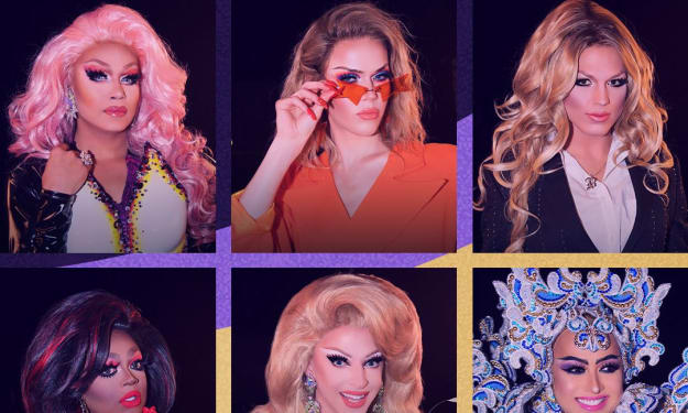 'RuPaul's Drag Race All Stars 5' Cast Announced, But Whose Race Is It?