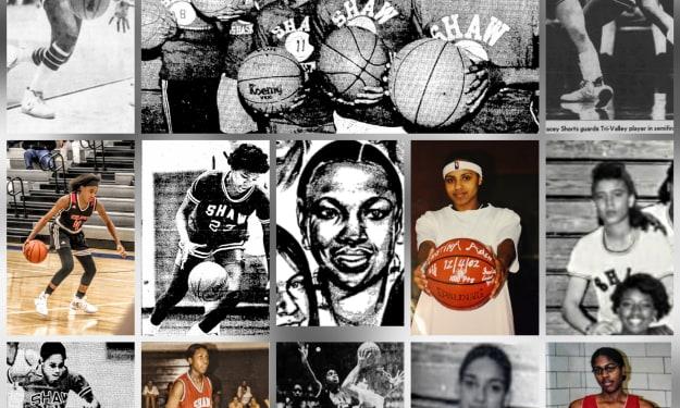SHAW HIGH SCHOOL BASKETBALL ALL-TIME 45