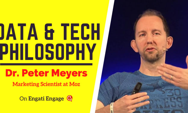 Data and Tech Philosophy | Dr. Peter Meyers | Engati Engage