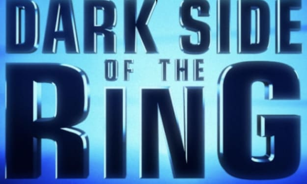 The light in Dark Side of The Ring