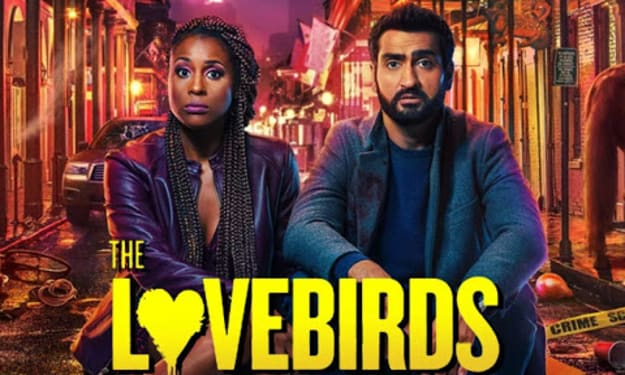 The Lovebirds - review