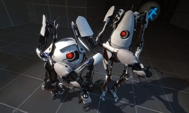 Portal 2- My Favorite Sequel