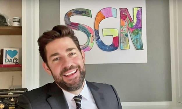 John Krasinski, SGN and the Fandom Ownership Illusion