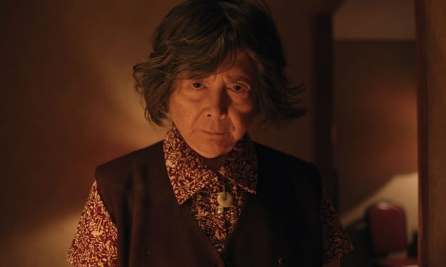 'Lucky Grandma': Making the Elderly Cool Again