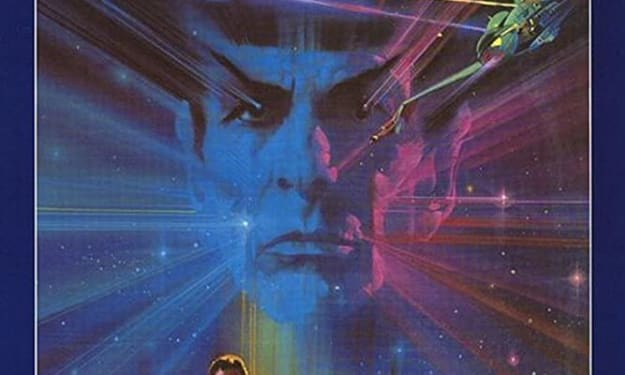 More than another Odd Trek Movie Out, Star Trek III is Still Way Down on my List