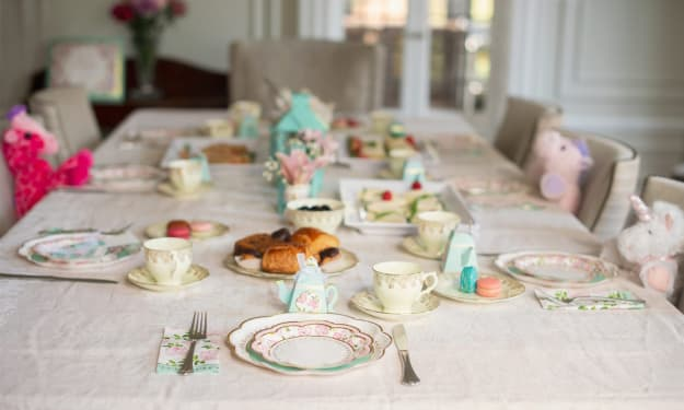 How to Host a Spring Tea Party?