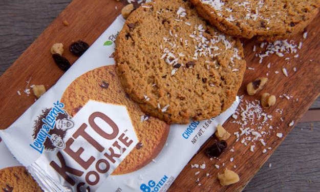 Lenny & Larry's Keto Cookies