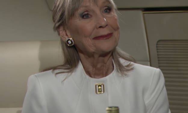 Watch Dina's swan song on The Young and the Restless