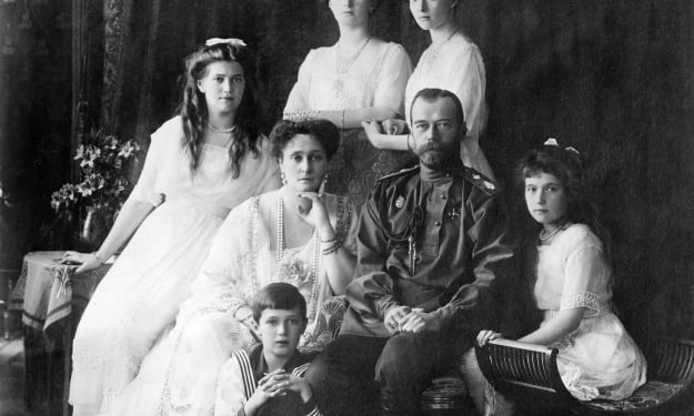 17th July, 1918 - The Execution of the Russian Monarchy