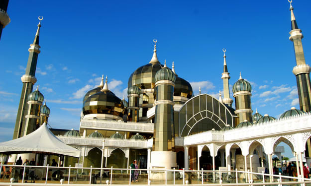 5 Most Beautiful Mosques Around the World