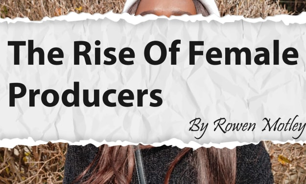 The Rise Of Female Producers
