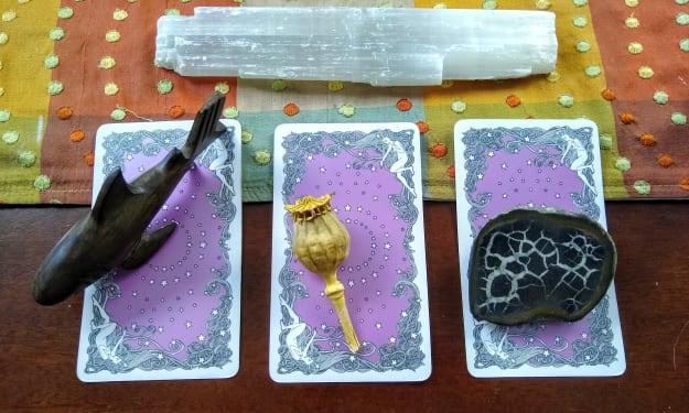 Affirmation Pick-a-Card Tarot