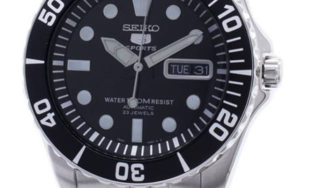 Automatic Sports Watches Retain Their Charm