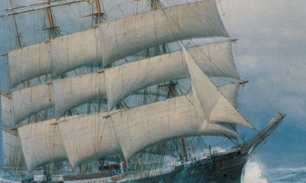 """""""Billy Budd, Sailor"""" by Herman Melville"""