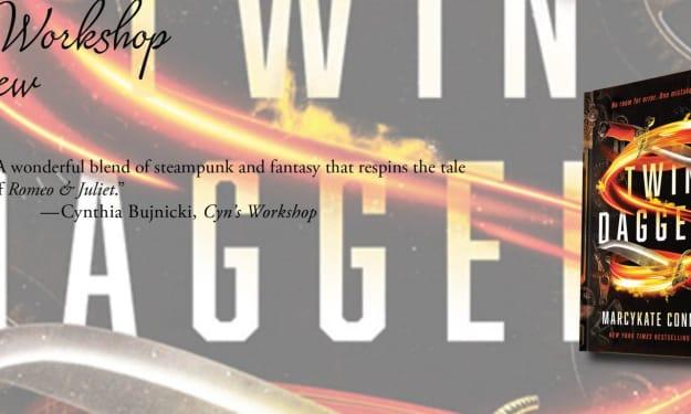 Review of 'Twin Daggers' (Twin Daggers #1)