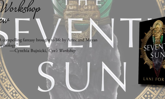 Review of 'The Seventh Sun' (The Age of the Seventh Sun #1)