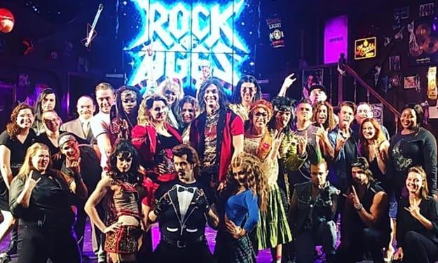 Rock of Ages hits Norwegian Breakaway!