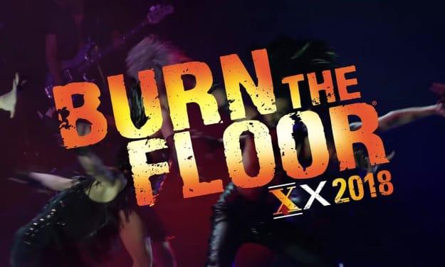 'Burn the Floor' literally burns the floor on Norwegian!