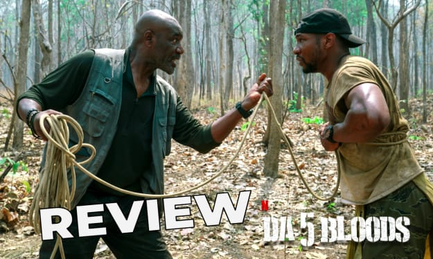 'Da 5 Bloods' Review—Engaging and Timely