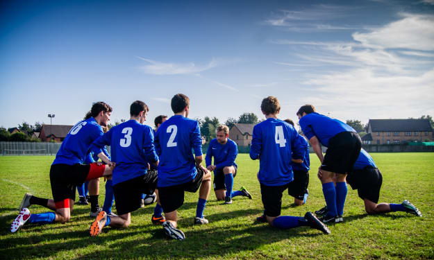 How to deal with tensions in your football team