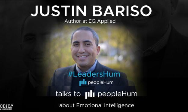 The Art of Balancing Emotional Intelligence at Work- Justin Bariso [Interview]