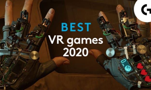 Amazing VR Games list In 2020