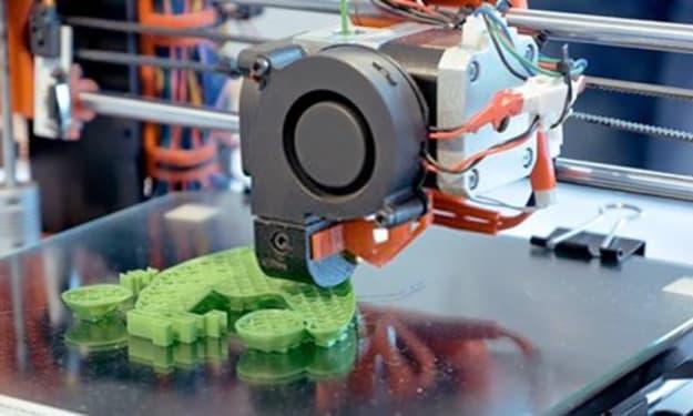 The Phenomenon of 3D Printing