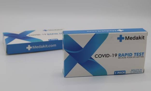 COVID 19 Testing Kits Industry Updates