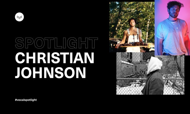 Creator Spotlight: Christian Johnson