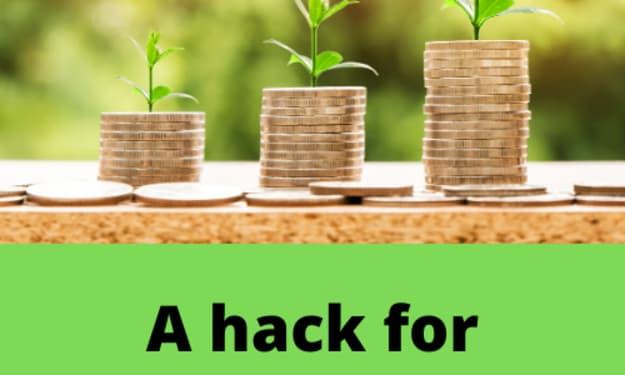 A saving hack