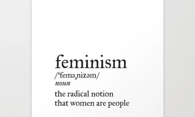 My Stance On Feminism