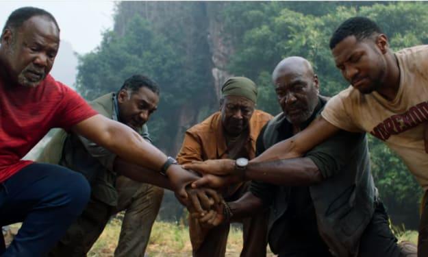 Movie Review: 'Da 5 Bloods'