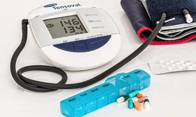 5 Foods that help Control Hypertension
