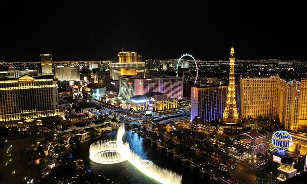 Las Vegas ReOpens