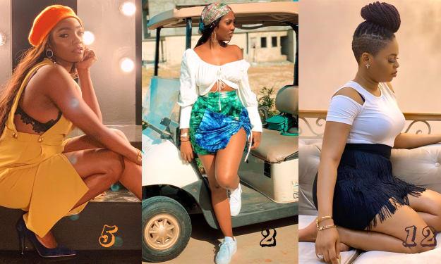 13 Most Stylish Nigerian Female Singers Ranked (Photos).