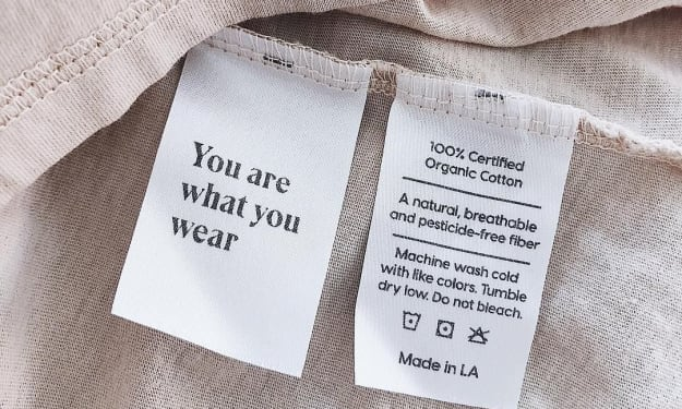 shopping sustainably: materials