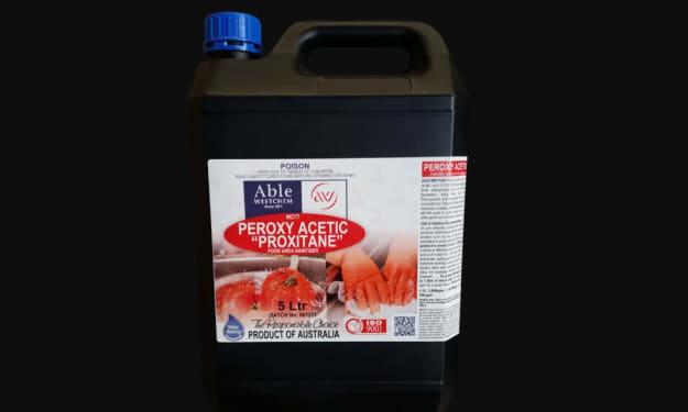 Peroxyacetic Acid Market Analysis