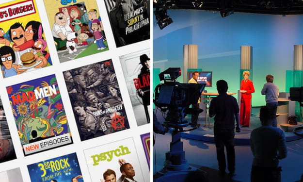 Working in the New Media Industry in the Age of Web 2.0