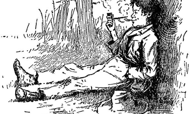 10 Books: Adventure Novels