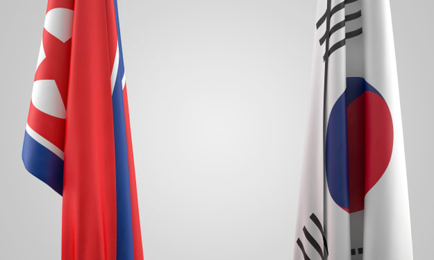 Korean War and the change in position of the 38thparallel