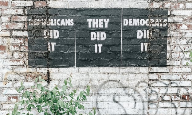 The True Origins of the Democrat and Republican Party