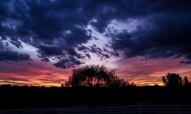 Idahome Sunset
